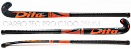 CARBO TEC PRO C100 25mm - for the Drag Flick Specialist
