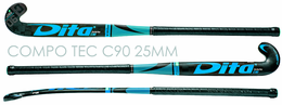 CARBO TEC C90 USA - Drag flick specialists will love this stick