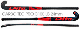 Carbo Tec C100 BWC 24mm - Aggressive Skills Athlete