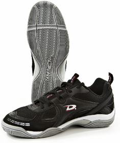 BLACK STEALTH INDOOR SHOES