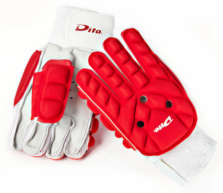 EXTREME GLOVES FULL PAIR IN RED