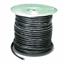 12/3 SJOW Wire-250' Roll Black Extension Cord Cable