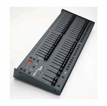 12 Channel Lighting Console DMX, MPX,  2 Scene