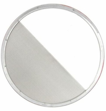 """13"""" Half Double Stainless Steel Diffusion Scrim"""