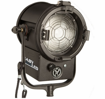 150W BabyLED Fresnel 5600K LED Light NON-DMX