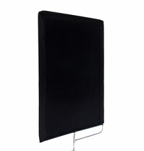 "18""x24"" Solid Flag Black"