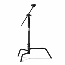 "20"" Turtle Base Master C-Stand Kit - Black"
