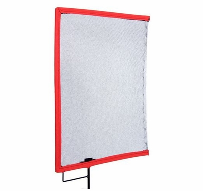 24x36 inch Double Scrim Black Open Ended