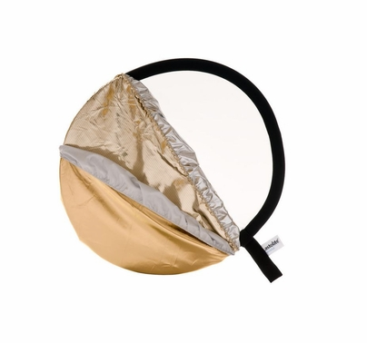 """38"""" 5 in 1 Collapsible Reflector Kit"""