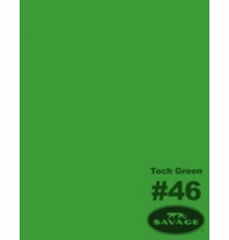 "46 Tech Green Chroma Key Savage Seamless Paper 53""x12yds"