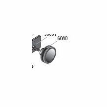 6080 Lowel Tota / DP Light Knob
