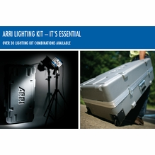 Arri Compact 4 Light Case with Wheels  L2.0005278