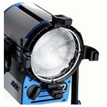 Arri Tungsten (3200K) Light Fixtures