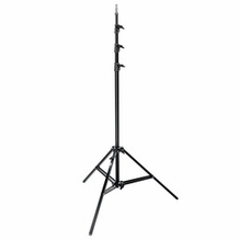 Avenger High Black Alu-Baby Stand 45  A0045B (Replaces A410B)