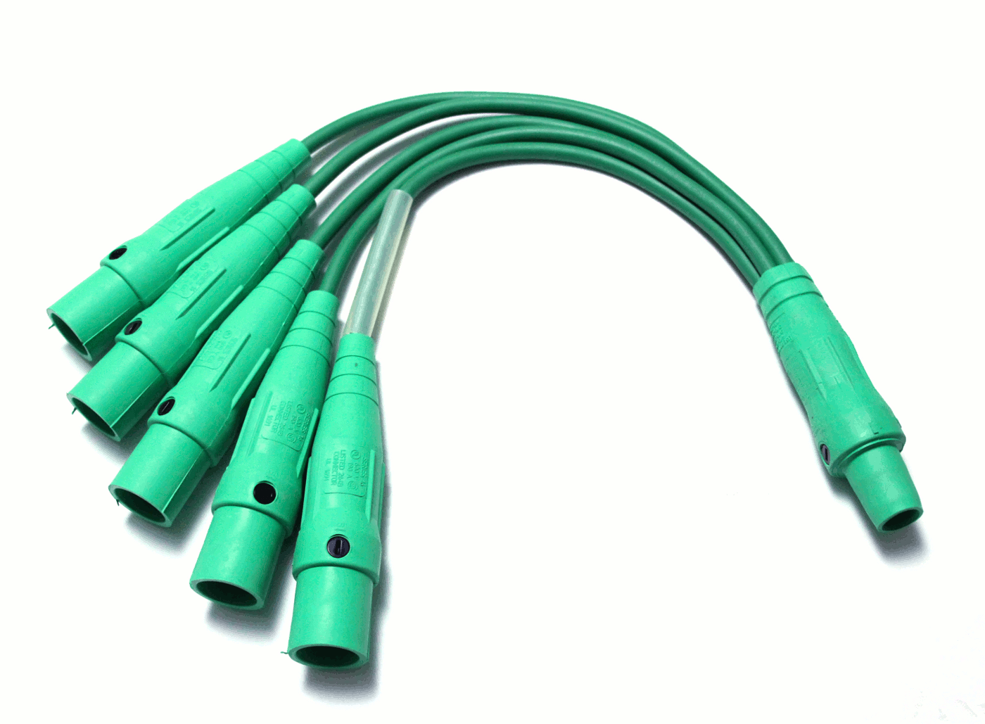 Feeder Cable With Cam Connectors Lex Products - BarnDoor Lighting