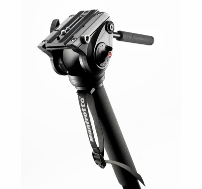 DEMO-USED LIKE NEW- Manfrotto Video Monopod Kit MVM500A