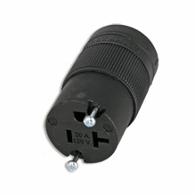 Edison Plugs and Connectors