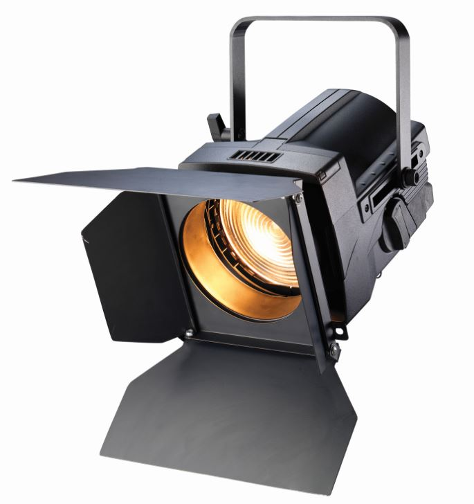 ETC Source Four Fresnel 750W Zoom ...  sc 1 st  FilmandVideoLighting & ETC Source Four Fresnel 750W Zoom - BarnDoor Lighting