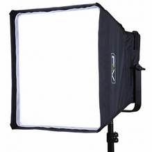 F&V KS-1 Soft Box & Intensifier w/ Grid for 1x1 LED Panels