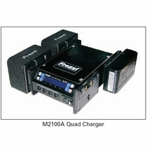 Frezzi  All Chemistry Quad Charger NiMH, NiCd, & Lithium Batteries