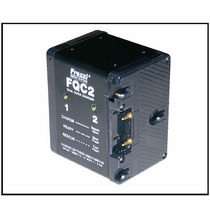 Frezzi Dual Quick Charger for NiMH & NiCd Batteries Anton Bauer FQC-2