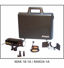 Frezzi Mini HMI Sun Gun 24W Light Kit  MAK24-1A