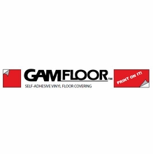 GAMFLOOR Temporary Vinyl Flooring for Stage, Studio, Display