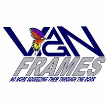 "Grip Van Frames 46""x46"" Nets, Flags, Frames"