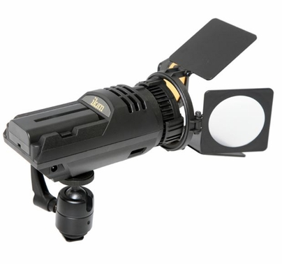 Ikan iLED6 On Camera LED Zoom ENG Light