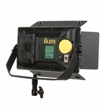 Ikan Lyra Soft Panel Half x 1 BiColor LED Light