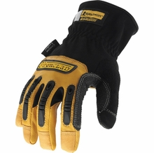 Ironclad Ranchworx Leather Gloves - Medium