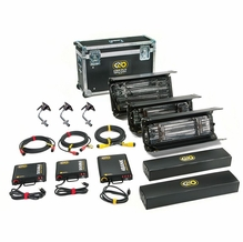 Kino Flo Interview (3) Light Kit   KIT-3NT-120U