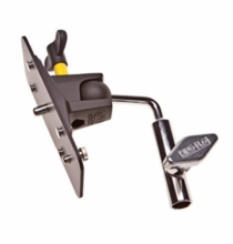 Kino Flo Wing Mount Plate w/ Baby Receiver Short
