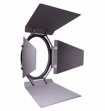 Kobold 4 Leaf Barndoor for DW 400 HMI Par and Open Face Light