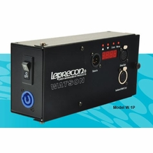 Leprecon Watson W-1PC Electronic Fixture Control Powercon In / Out