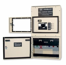 Lex Company Switch 100A 5 Wire Type 3R Outdoor Electrical Disconnect