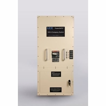 Lex Company Switch 100A 6 Wire Type 1 Indoor Electrical Disconnect