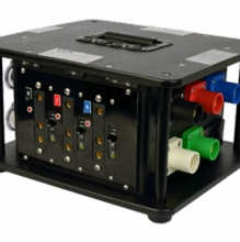Lex Products 600 Amp Cinebox Distro Box