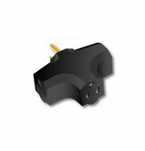 Lex Tri-Tap Adapter Cube Triple Tap Black 50201B