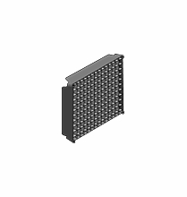 Lowel 50 Degree Egg Crate for LC-55  LC-55EC/50