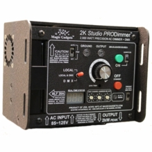 Magic Gadgets 2K AC Inline Studio Pro Dimmer w/ DMX