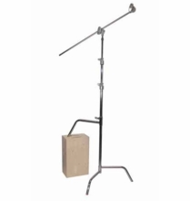 Matthews C Stand / Grip Stand 40 inch Folding Base w/Head & Arm