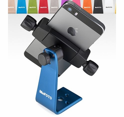 MeFoto SideKick360 Smartphone Adapter - BLUE