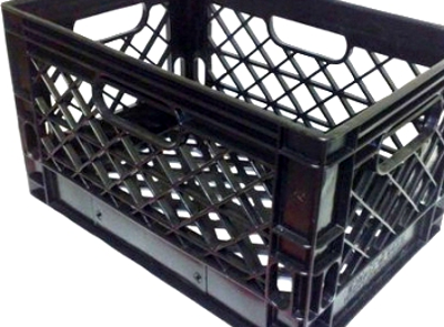 milk crates and milkcrate liners for storing lighting and grip equipment