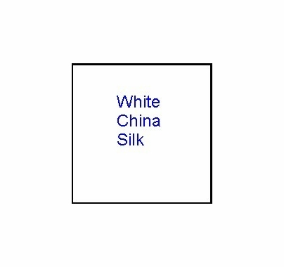 Modern Studio 12'x12' China Silk White w/ Bag