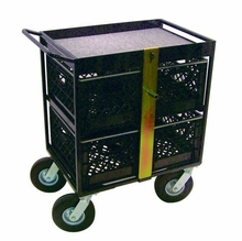Modern Studio Equipment Milk Crate Grip Cart