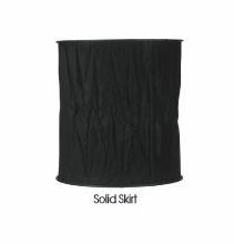 Mole Black Skirt 6000W Space Light   729-35