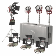 Mole-Richardson Lighting Kits