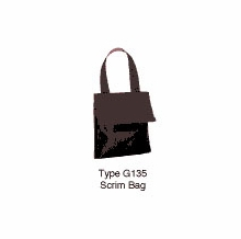 "Mole Richardson Scrim Bag for 5 1/8"" Scrims"