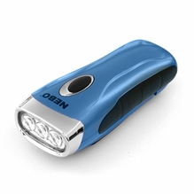 Nebo Wind Up Crank Flashlight